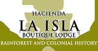 Hacienda La Isla Sarapiqui Costa Rica